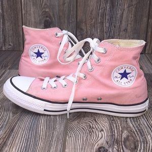 Converse All Star Pretty in Pink Women's Sz. 9